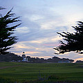 Monterey Golf Course by Christopher Koski