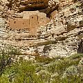 Montezumas Castle 14 by Douglas Barnett