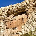Montezumas Castle 17 by Douglas Barnett