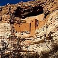 Montezuma's Castle by Karen Molenaar Terrell