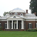 Monticello - Thomas Jeffersons Home by Christiane Schulze Art And Photography