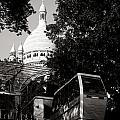 Montmartre Funicular  by Olivier Le Queinec