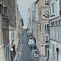 Montmartre Paris France by Betty-Anne McDonald