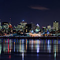 Montreal Night by