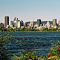 Montreal - Sur Le Fleuve  by Juergen Weiss