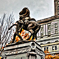 Montreal War Horse by Alice Gipson
