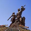 Monument De La Renaissance Africanne by Samuel James
