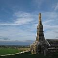 Monument Of Cashel by Barbara Von Pagel