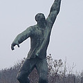 Monument To The Martyrs Of The Counter-revolution by Deborah Smolinske