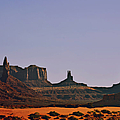 Monument Valley - An Iconic Landmark by Christine Till