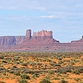 Monument Valley Area by Laurel Powell