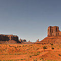 Monument Valley - Beauty Created By Nature by Christine Till