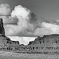 Monument Valley Panorama by Harold Rau