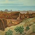 Monument Valley by Stuart Swartz