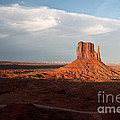Monument Valley Sunset by Jim Chamberlain