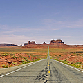 Monument Valley - The Classic View by Christine Till