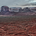 Monument Valley Ut 4 by Ron White