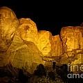 Monumental Night Shot by John Malone