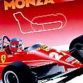 Monza by MGL Meiklejohn Graphics Licensing