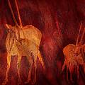 Moods Of Africa - Gazelle by Carol Cavalaris