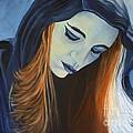 Moody Blue by Caroline Street