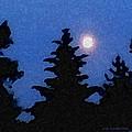 Moon Glow by Joe Arsenian