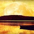 Moon Landscape by Heike Hultsch
