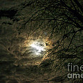 Moon Light With Clouds by Thomas Woolworth