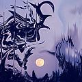 Moon Madness by Nina Fosdick