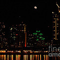 Moon Over San Diego by Tommy Anderson