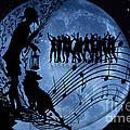 Moon Party by Ben Yassa