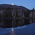 Moon Rise by Jeffery L Bowers