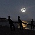 Moon Shadows  by Eric Kempson
