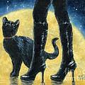 Moon Walk by Vickie Wade