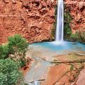 Mooney Falls by Lori Deiter