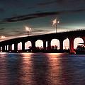 Moonlight Bridge by Jerry Cutshall