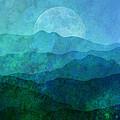 Moonlight Hills by Gary Grayson
