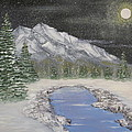 Moonlight Mountain by Tim Townsend