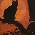 Moonlighting Cat by Caroline Street