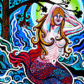 Moonlit Mermaid by Genevieve Esson