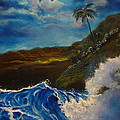 Moonlit Wave 11 by Jenny Lee