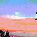Moonrise Three by Douglas Settle