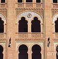 Moorish Arches Madrid by James Brunker