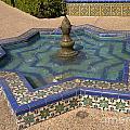 Moorish Fountain by Brenda Kean