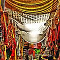 Moorish Market In Granada 2 by Greg Matchick