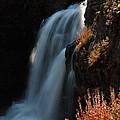 Moose Falls by Frank Burhenn
