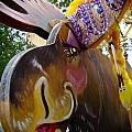 Moose On Parade by Dora Miller
