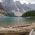 Moraine Lake by Ralf Broskvar