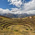 Moray - Peru by Christian Tuk