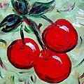 More Cherries by Cynthia Hudson